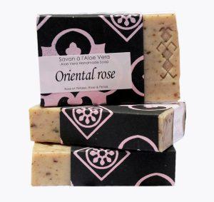L'Art du Bain Körperseife Oriental Rose