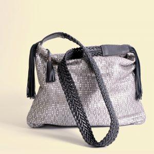 Vero Bag unsere Handtasche in silber