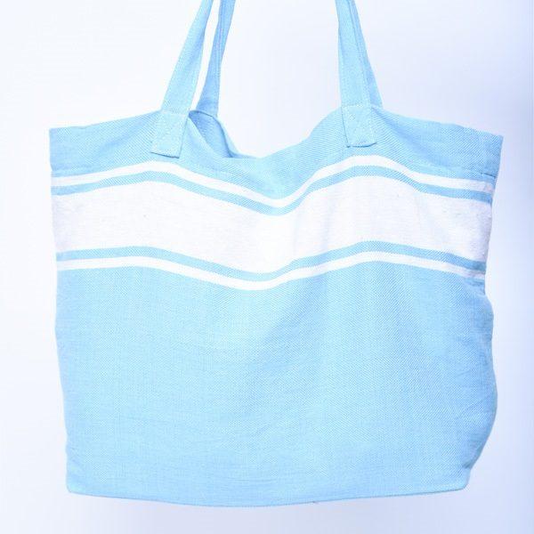 Beachbag Hamam türkis